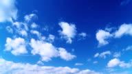 HD TIME LAPSE: Beautiful Cloudscape video