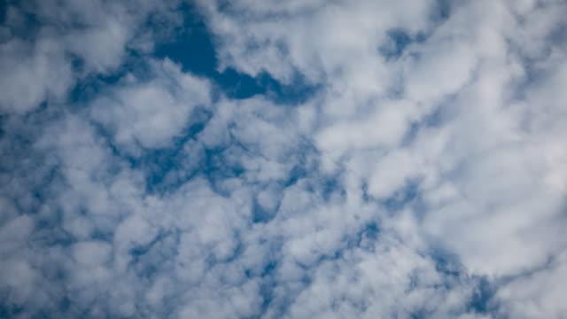 Beautiful cloudscape video
