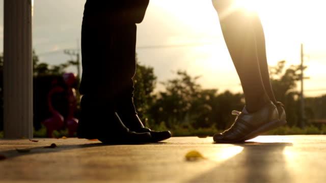 Beautiful Couple Romancing video