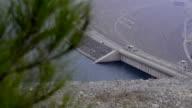 Beautiful Dam Landscape video