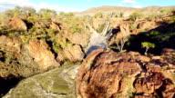 HELI Beautiful Epupa Falls video