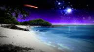 Beautiful Fantasy Beach video