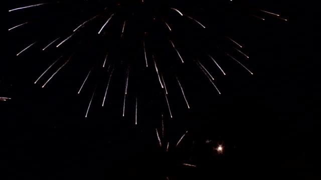 Beautiful Firework Display video