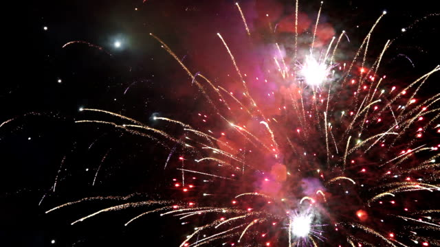 Beautiful Fireworks video
