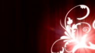 beautiful flower ornaments video