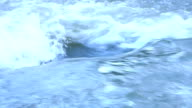 Beautiful Flowing Stream - water background video