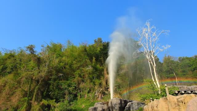 Beautiful geyser video