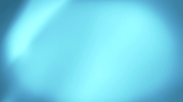 Beautiful light blue abstract motion background video