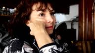 Beautiful  mature woman video