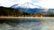 Beautiful Mountain and lake video