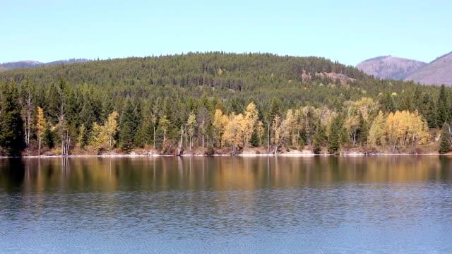 Beautiful Mountain Lake video