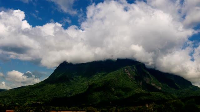 Beautiful mountain video