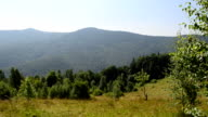 Beautiful mountains video