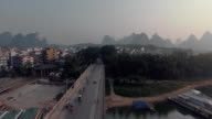 Beautiful Natural Landscapes of Yangshuo video
