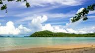 Beautiful ocean view video