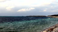 Beautiful Oceanscape surrounding the Islands of Okinawa. video