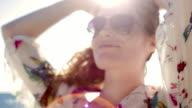 Beautiful playing in the Sun video
