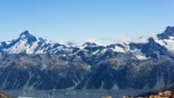 Beautiful Scenics and overlooking Mt. Cook ,New Zealand video