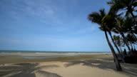 Beautiful Sea and beach video
