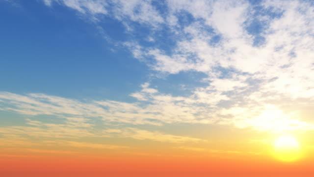 Beautiful Sunset Loop 006 video