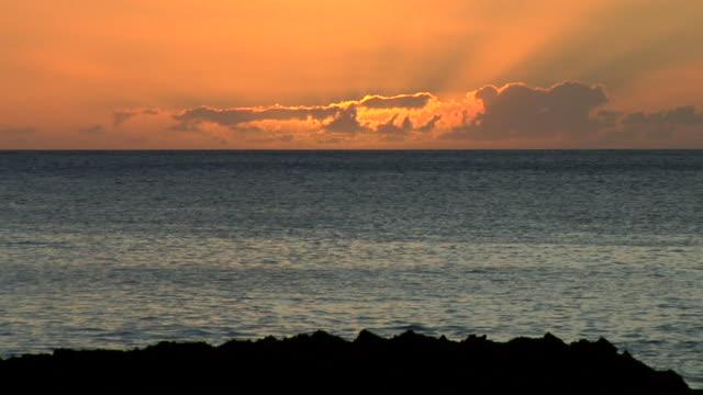 HD: Beautiful Sunset video