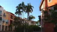 Beautiful Tropical Neighborhood HD video