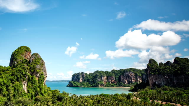 Beautiful Tropical Thailand Time-Lapse video