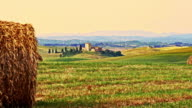 DS Beautiful Tuscan countryside video