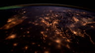 Beautiful views of our home planet Earth from the ISS video