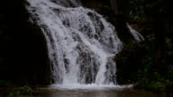 beautiful waterfall video