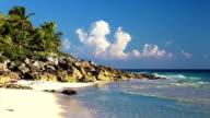 Beautiful Wild Beach video