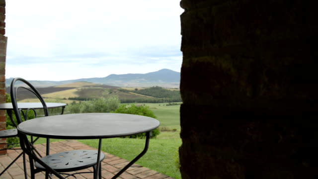 Bed and breakfast in Tuscany video HD video