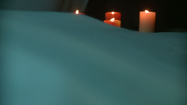 Bed sheets video
