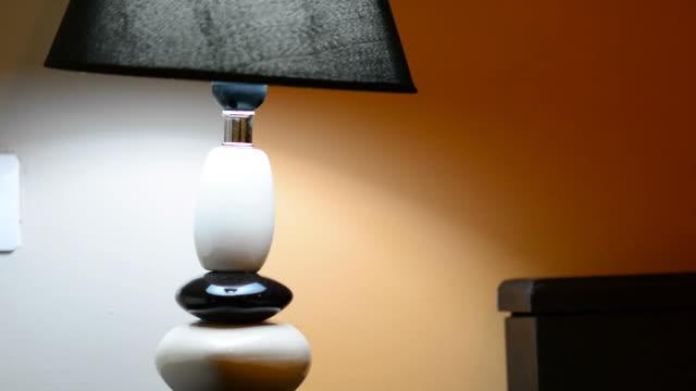 Bedside lamp video