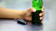 Beer and car key video
