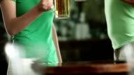 Beer belly video