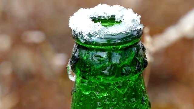 beer bottle video