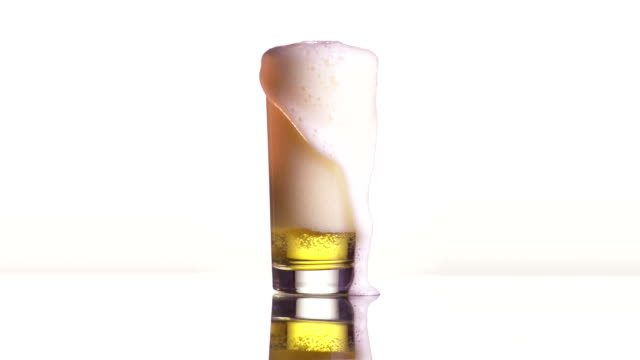 Beer Pour video