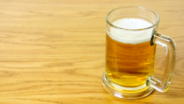 Beer Glass video