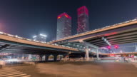 T/L WS LA PAN Beijing Central Business District video