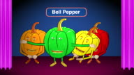 4 Bell Peppers Cartoon-On Stage-Silent Intro video