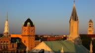 Bell towers of Savannah video