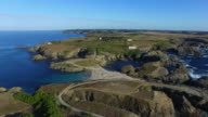 Belle-Île-en-Mer-Le Phare des Poulains video
