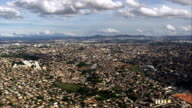 Belo Horizonte From the North  - Aerial View - Minas Gerais, Brazil video