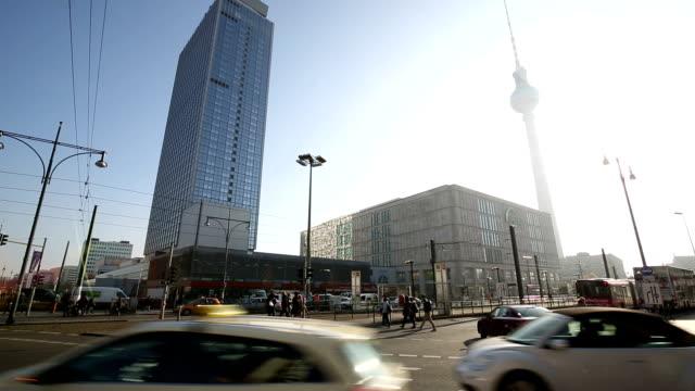 Berlin Alexander Platz video
