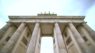 Berlin Brandenburg Gate video