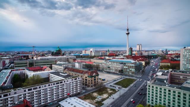 Berlin Cityscape - Germany video