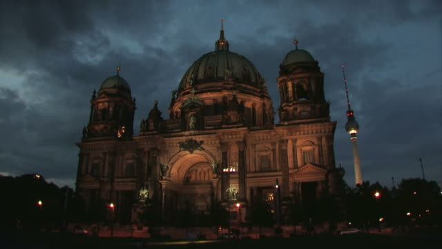 Berlin Dome - Timelapse video