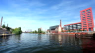 Berlin Panorama in summer - Time Lapse video