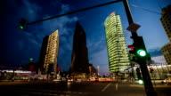 TIME LAPSE: Berlin Potsdamer Platz video